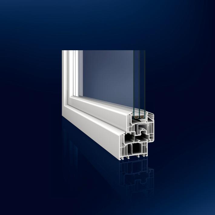 Plastová okna Eforrte